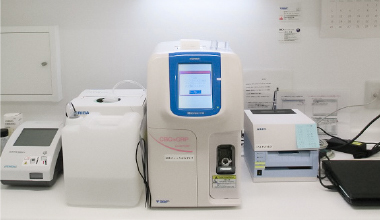 血球・CRP検査